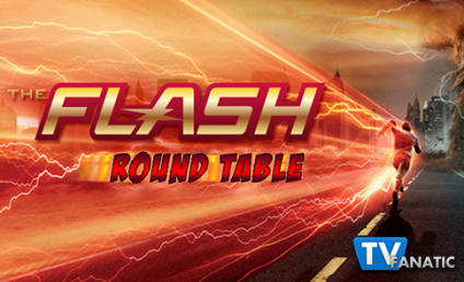 The Flash Round Table: Schooling Barry