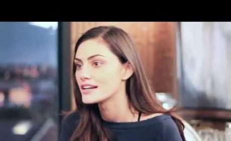 Phoebe Tonkin Talks Raising Hope