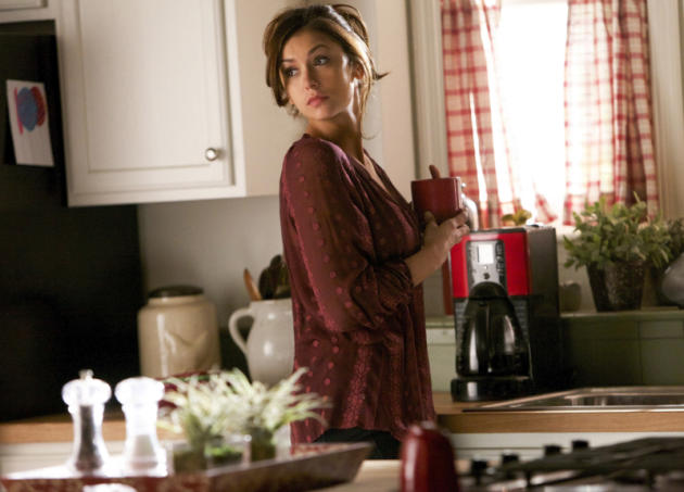 Elena in the Kitchen