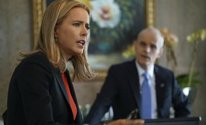 Madam Secretary Season 3 Premiere Review: Sea Change