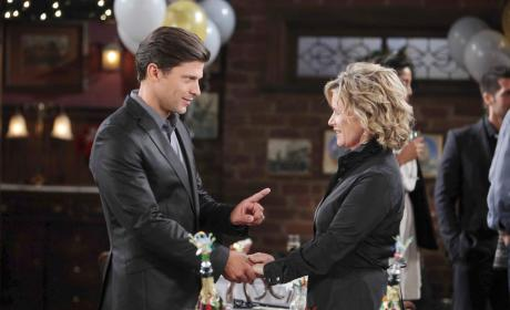 Kayla's Bad Date - Days of Our Lives