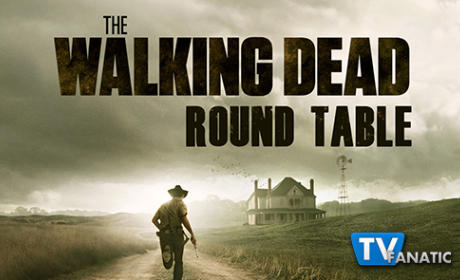 The Walking Dead Round Table: Rest In Peace