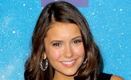 Nina Dobrev on Elena's Perfect Man: Go Team Defan!