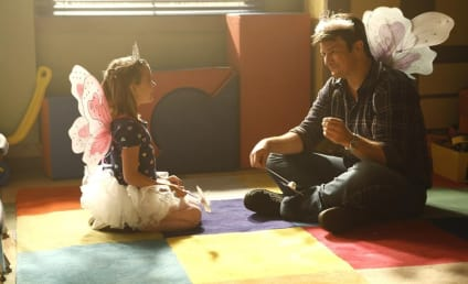 Castle Photo Gallery: Magic Wands & Fairy Wings