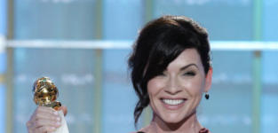 Dexter, Glee and Mad Men Lead  List of Golden Globe Award Winners