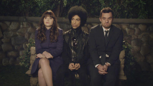 Prince on New Girl