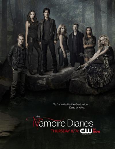 Vampire Diaries Season Finale Poster