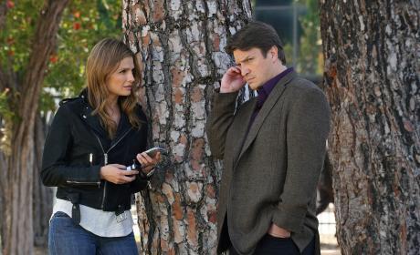 A Phone Call - Castle Season 8 Episode 22