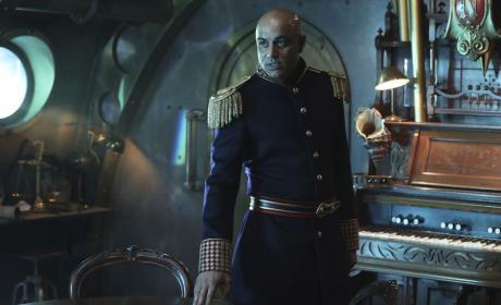 Captain Nemo - Once Upon a Time Season 6 Episode 6