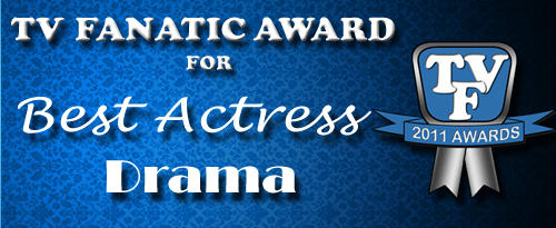 Best Actress in a Drama