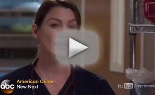 "Grey's Anatomy Promo - ""Time Stops"""