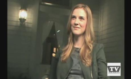 TV Fanatic Interview With Sara Canning - Part II