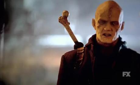 "The Strain Promo - ""Night Train"""