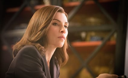 The Good Wife Creators Tease Alicia's Next Step, Flashbacks to Come