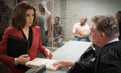 Watch The Good Wife Online: Season 7 Episode 1
