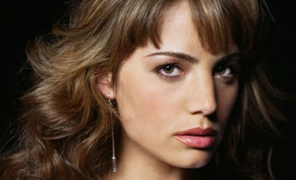 Smallville Interview with Erica Durance