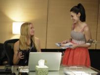 Adrianna and Laurel Scene