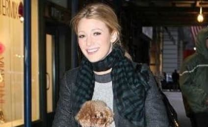 Spotted: Blake Lively in New York City