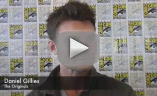 Daniel Gillies Comic-Con Interview