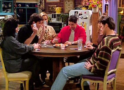 Watch Friends Season 1 Episode 18 Online