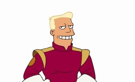 Zapp Brannigan Picture