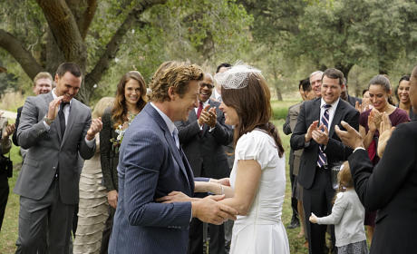 Rigsby and Grace - The Mentalist Season 7 Episode 13