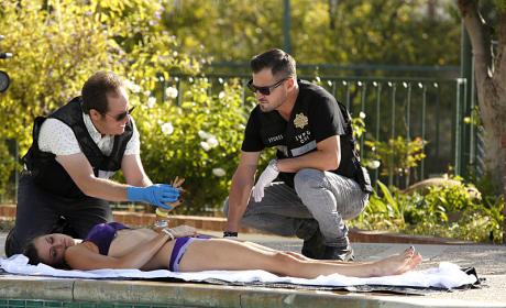 Death in Rehab - CSI