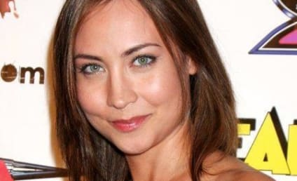 Courtney Ford to Fall for Crosby on Parenthood