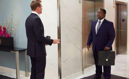 Suits Photo Preview: Pearson vs. Zane
