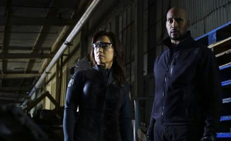 New Strike Teams - Agents of S.H.I.E.L.D.