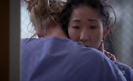 Izzie is Cristina's Person