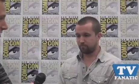 Rob McElhenney at Comic Con: Weight Loss Advice, It's Always Sunny Movie Scoop