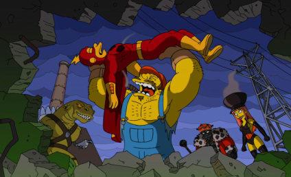 The Simpsons: Watch Season 25 Episode 10 Online