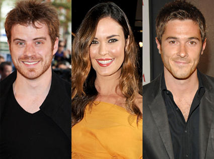 Odette Annable annie brothers and sisters