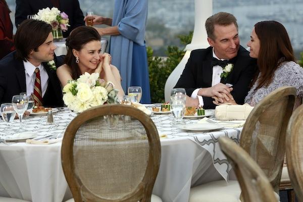 At Addison's Wedding