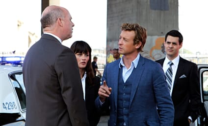 "The Mentalist Review: ""Red Sky at Night"""