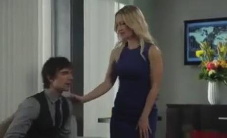 Covert Affairs Clip: Go to Therapy!