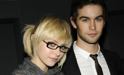 Dressed Up in New York: Taylor Momsen and Chace Crawford
