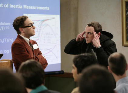Watch The Big Bang Theory Season 1 Episode 9 Online