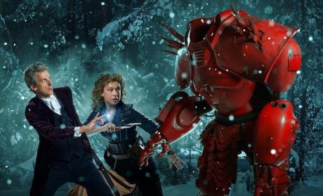 The Husbands of River Song - Doctor Who Season 9 Episode 13