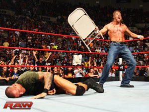 Return of Triple H