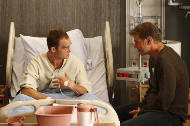 Ethan Embry and Nick Chinlund