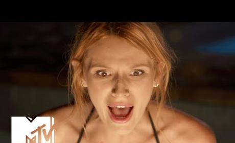 Scream Trailer: A Slasher Movie as a TV Series?!?