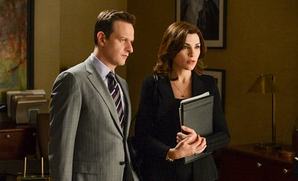 The Good Wife Review: Three Questions and You're Out