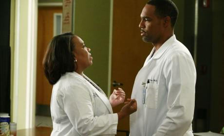 Grey's Anatomy Season 12 Episode 14 Review: Odd Man Out