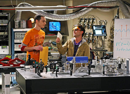 Watch The Big Bang Theory Season 4 Episode 6 Online
