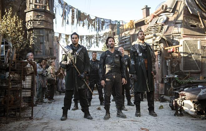 The 100 Season 3 Episode 3 Review: Ye Who Enter Here