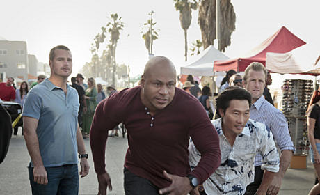 NCIS: LA and H5O Team Up