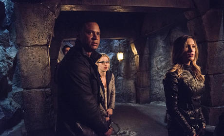 Who's Coming? - Arrow Season 3 Episode 22