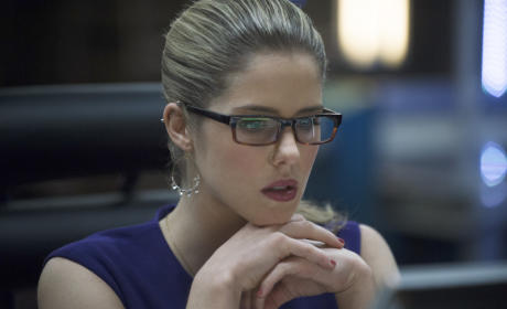 Thoughtful Felicity